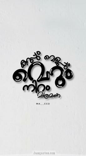 Malayalam quotes about life-17-min